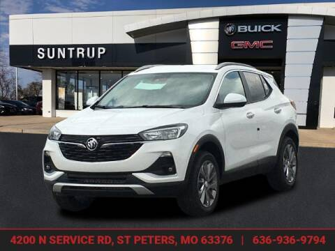 2022 Buick Encore GX for sale at SUNTRUP BUICK GMC in Saint Peters MO