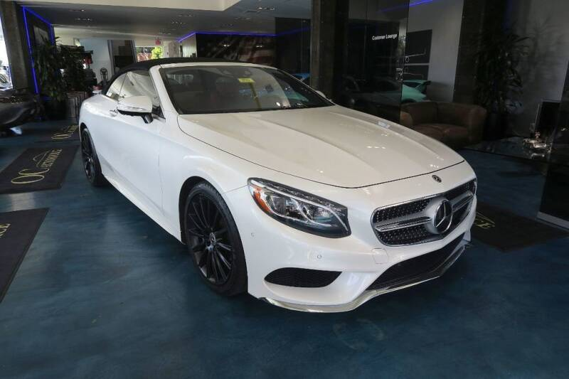 2017 Mercedes-Benz S-Class for sale at OC Autosource in Costa Mesa CA