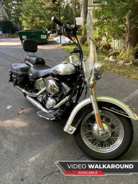 2003 Harley Davidson Heritage Softail Classic for sale at Village Auto Sales in Milford CT