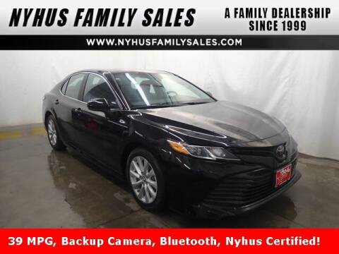 2020 Toyota Camry for sale at Nyhus Family Sales in Perham MN