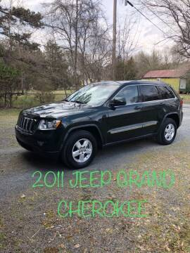 2011 Jeep Grand Cherokee for sale at Victory Auto Sales in Randleman NC
