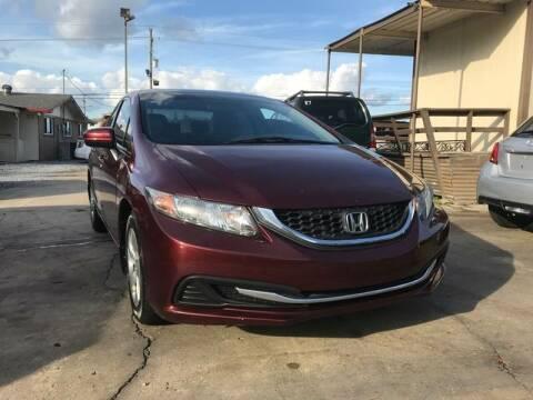 2014 Honda Civic for sale at Port City Auto Sales in Baton Rouge LA
