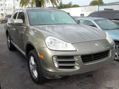 2009 Porsche Cayenne for sale at PJ's Auto World Inc in Clearwater FL