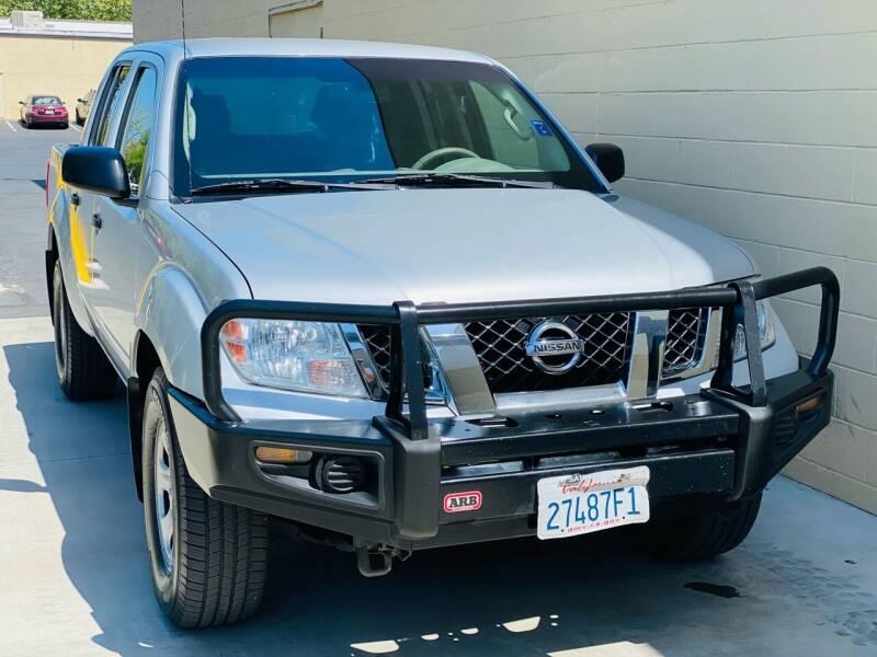 2012 Nissan Frontier for sale at Auto Zoom 916 Rancho Cordova in Rancho Cordova CA