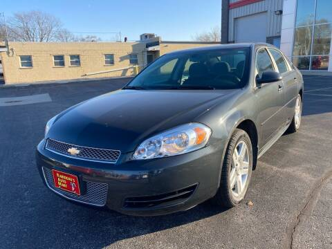 2014 Chevrolet Impala Limited for sale at RABIDEAU'S AUTO MART in Green Bay WI