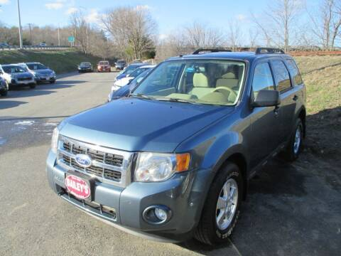 2012 Ford Escape for sale at Percy Bailey Auto Sales Inc in Gardiner ME
