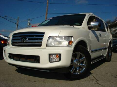 2006 Infiniti QX56 for sale at A & A IMPORTS OF TN in Madison TN