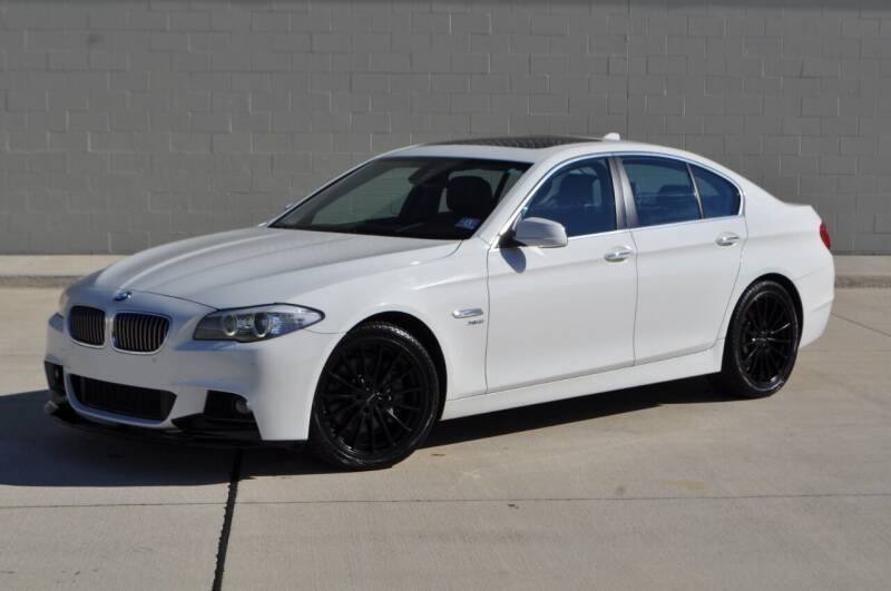 2012 BMW 5 Series for sale at Select Motor Group in Macomb MI