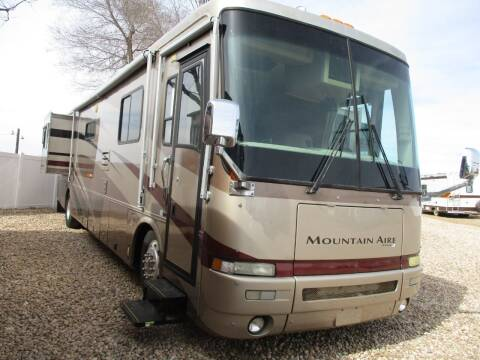 2002 Newmar Mountain Aire