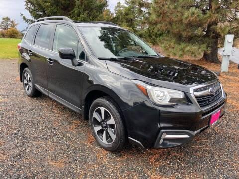 2018 Subaru Forester for sale at Clarkston Auto Sales in Clarkston WA