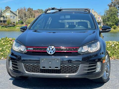 2013 Volkswagen GTI for sale at Continental Car Sales in San Mateo CA