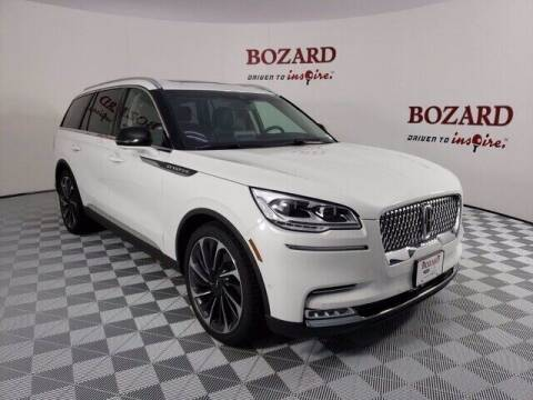2020 Lincoln Aviator for sale at BOZARD FORD in Saint Augustine FL