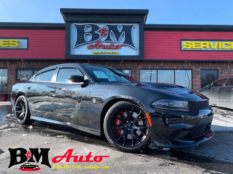 2015 Dodge Charger for sale at B & M Auto Sales Inc. in Oak Forest IL