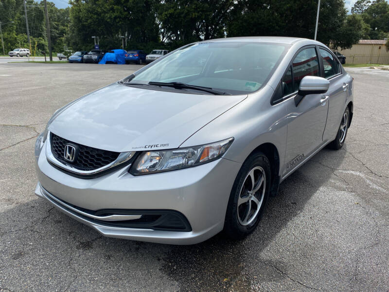 2015 Honda Civic for sale at Capital City Imports in Tallahassee FL
