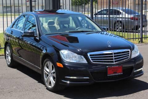 2014 Mercedes-Benz C-Class for sale at Avanesyan Motors in Orem UT