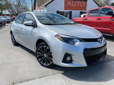 2015 Toyota Corolla for sale at Discount Auto Brokers Inc. in Lehi UT