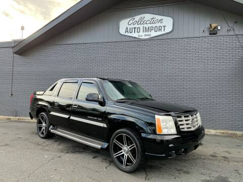 2005 Cadillac Escalade EXT for sale at Collection Auto Import in Charlotte NC