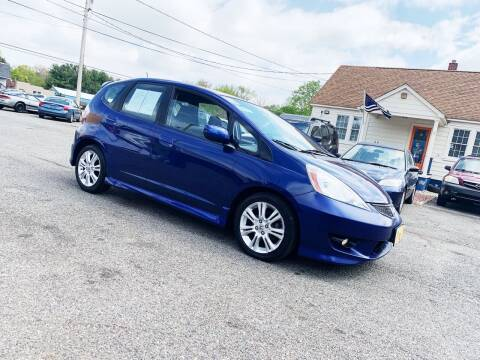 2010 Honda Fit for sale at New Wave Auto of Vineland in Vineland NJ