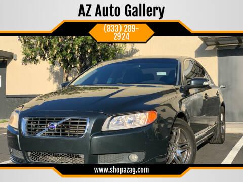 2009 Volvo S80 for sale at AZ Auto Gallery in Mesa AZ