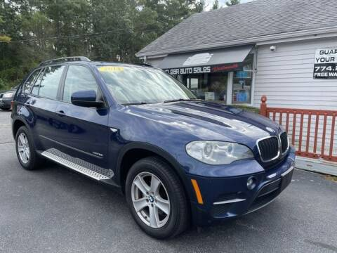 2013 BMW X5 for sale at Clear Auto Sales in Dartmouth MA