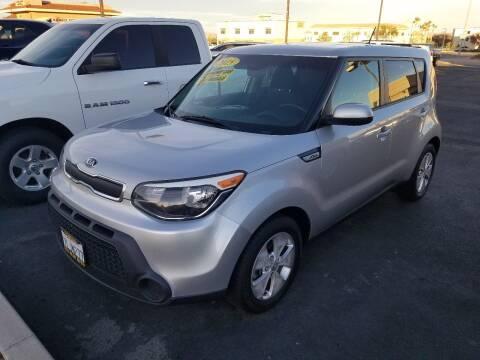 2015 Kia Soul for sale at Vin - Mar Auto in Victorville CA