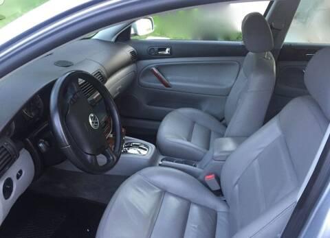 2002 Volkswagen Passat for sale at 2 Way Auto Sales in Spokane Valley WA