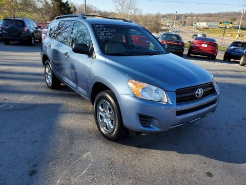 2010 Toyota RAV4 for sale at DISCOUNT AUTO SALES in Johnson City TN