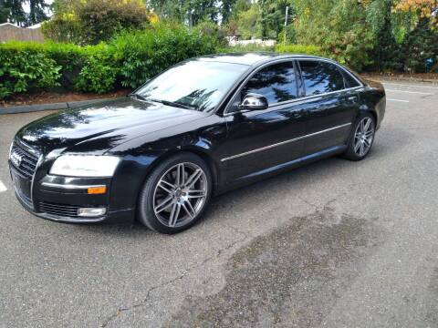 2008 Audi A8 L for sale at Seattle Motorsports in Shoreline WA