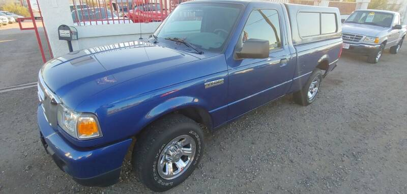 2008 Ford Ranger for sale at ACE AUTO SALES in Lake Havasu City AZ