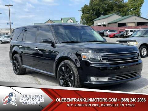 2018 Ford Flex for sale at Ole Ben Franklin Motors Clinton Highway in Knoxville TN