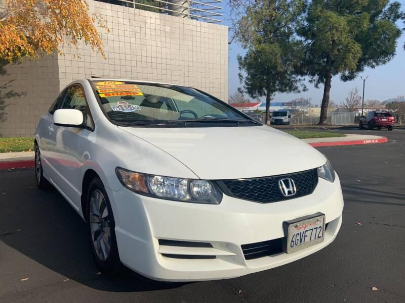 2009 Honda Civic for sale at Right Cars Auto Sales in Sacramento CA