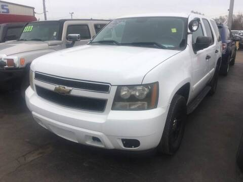 2007 Chevrolet Tahoe for sale at American Motors Inc. - Cahokia in Cahokia IL