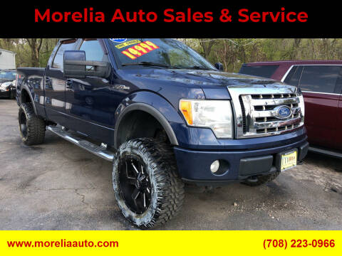 2009 Ford F-150 for sale at Morelia Auto Sales & Service in Maywood IL