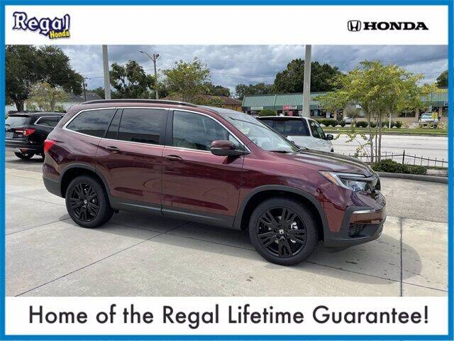 2022 Honda Pilot for sale in Lakeland, FL