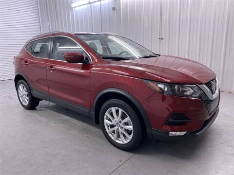 2020 Nissan Rogue Sport for sale at JOE BULLARD USED CARS in Mobile AL