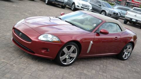 2008 Jaguar XK-Series for sale at Cars-KC LLC in Overland Park KS
