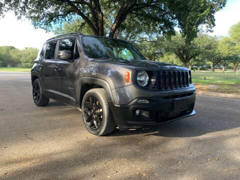 2018 Jeep Renegade for sale at 210 Auto Center in San Antonio TX