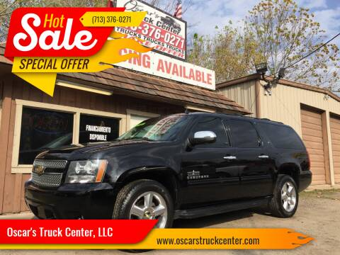 2013 Chevrolet Suburban for sale at Oscar's Truck Center, LLC in Houston TX