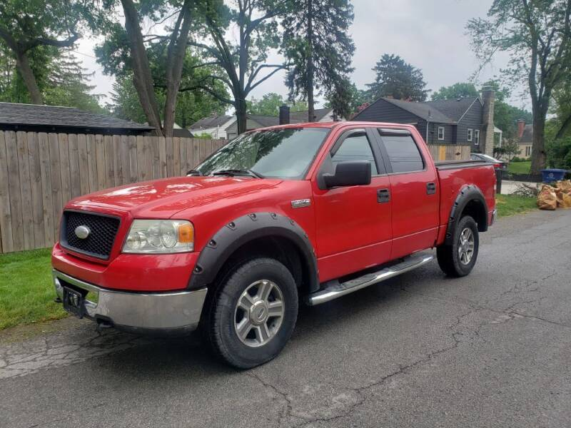2006 Ford F-150 for sale at REM Motors in Columbus OH