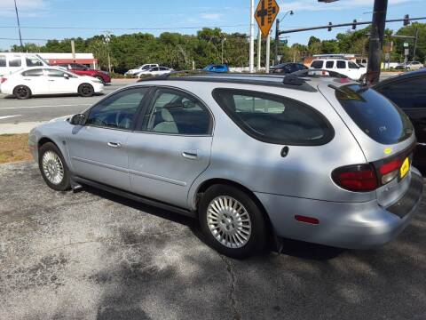 2004 Mercury Sable for sale at Easy Credit Auto Sales in Cocoa FL
