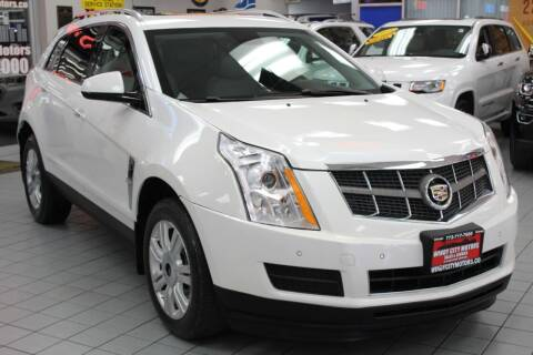 2012 Cadillac SRX for sale at Windy City Motors in Chicago IL