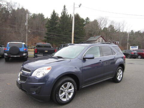 2013 Chevrolet Equinox for sale at Auto Choice of Middleton in Middleton MA