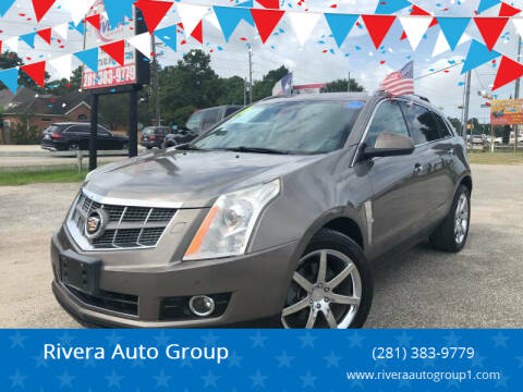 2011 Cadillac SRX for sale at Rivera Auto Group in Spring TX