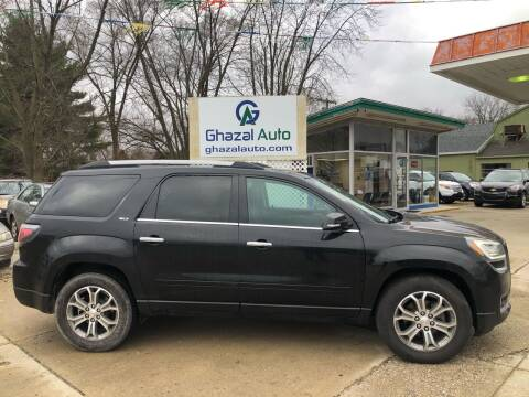 2016 GMC Acadia for sale at Ghazal Auto in Sturgis MI