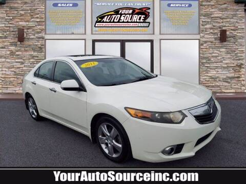 2011 Acura TSX for sale at Your Auto Source in York PA