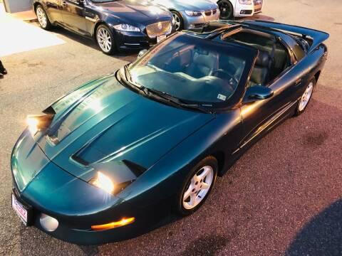 1997 Pontiac Firebird for sale at Trimax Auto Group in Norfolk VA