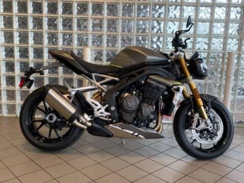 2022 Triumph Speed Triple RS for sale at TRIUMPH CINCINNATI in Cincinnati OH