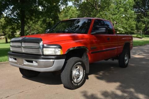 2001 Dodge Ram Pickup 2500 for sale at A Motors in Tulsa OK