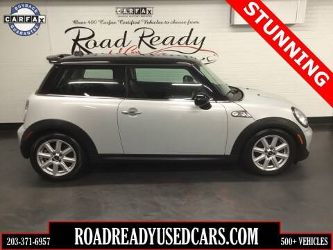 2013 MINI Hardtop for sale at Road Ready Used Cars in Ansonia CT