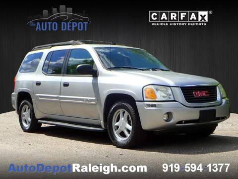 2005 GMC Envoy XL for sale at The Auto Depot in Raleigh NC